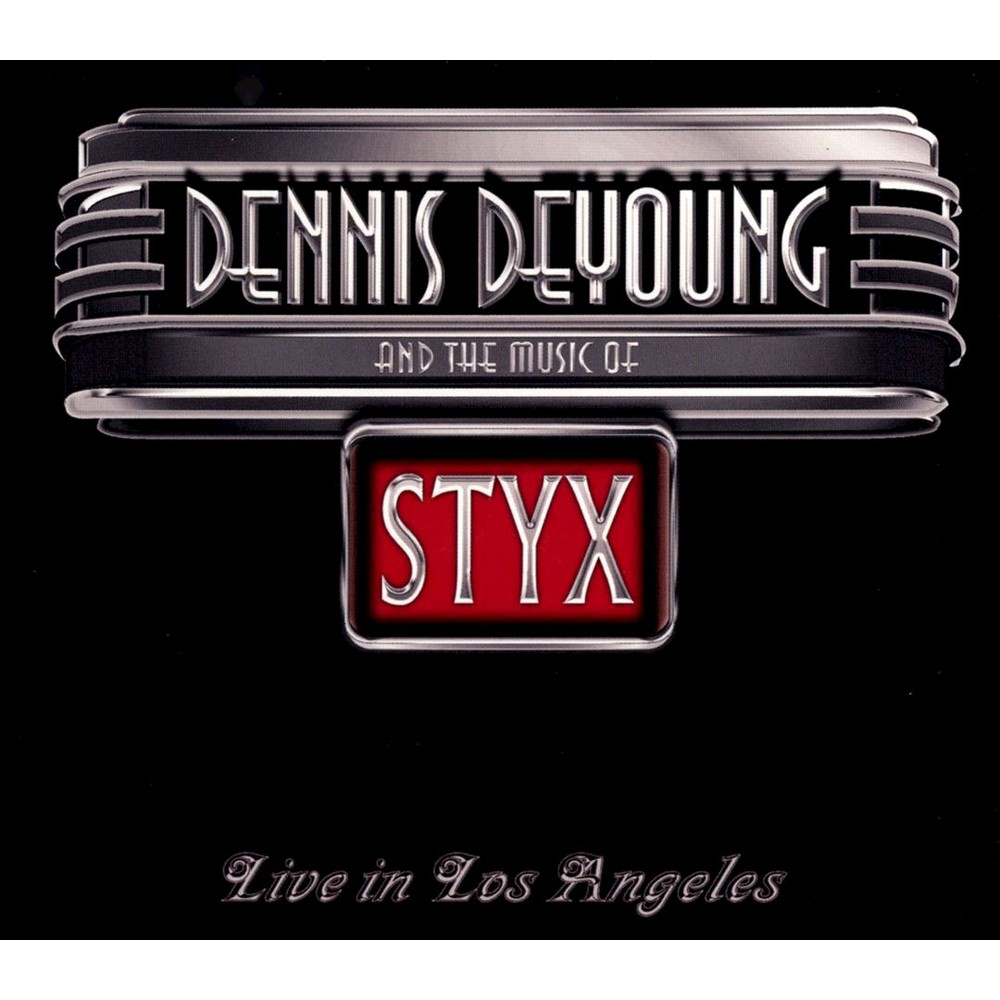 Dennis DeYoung - Music of styx live in los angeles (CD)