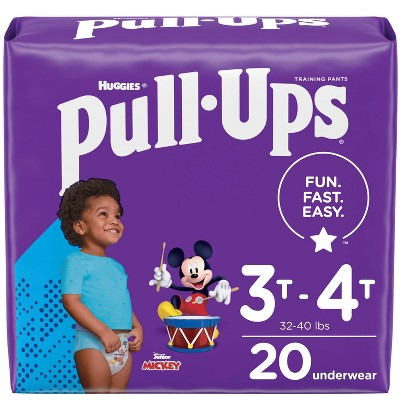 Huggies Pull Ups Boys' Potty Training Pants - (Select Size and Count)