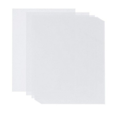 """Paper Junkie 100 Sheets Pack Vellum Paper - White Translucent Sketching Paper - 8.5 x 11"""""""