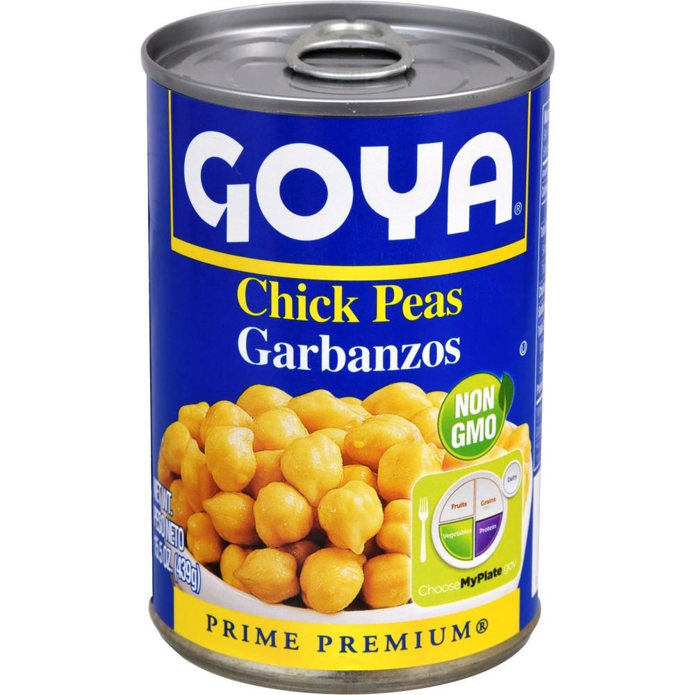 Goya Chick Peas 15 5oz
