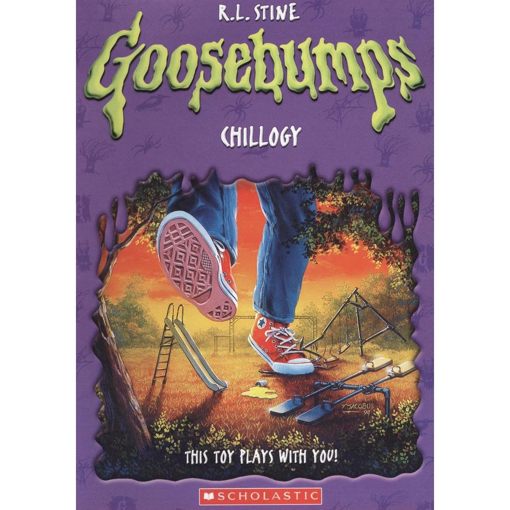 Goosebumps:Chillogy (Dvd)