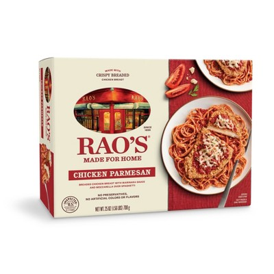 Rao's Made For Home Family Size Frozen Chicken Parmesan  -25oz
