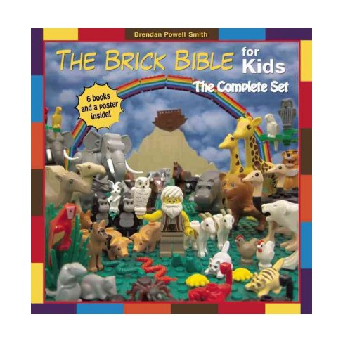 Brick Bible For Kids The Christmas Story Jonah And The Whale
