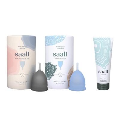 Saalt Menstrual Cup Collection - Regular