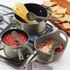 Rachael Ray 2pc Tools & Gadgets Silicone Lazy Tools Gray - image 4 of 4