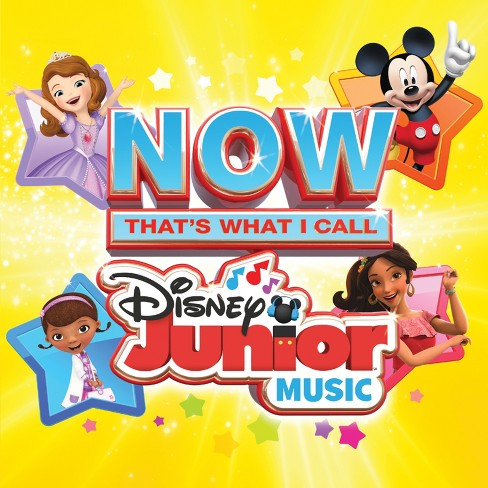 Various Artists - NOW Disney Jr. - image 1 of 1