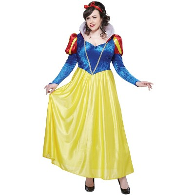 California Costumes Snow White Plus Size Costume