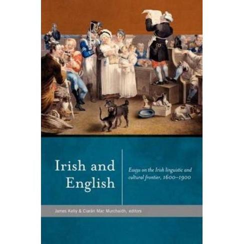 Irish and English - (Hardcover) - image 1 of 1