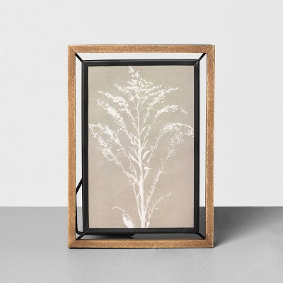 "4"" x 6"" Picture Frame Wood - Hearth & Hand™ with Magnolia"