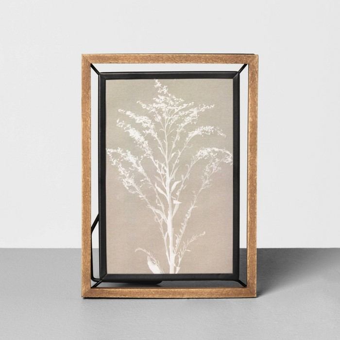 "4"" x 6"" Picture Frame Wood - Hearth & Hand™ with Magnolia - image 1 of 3"