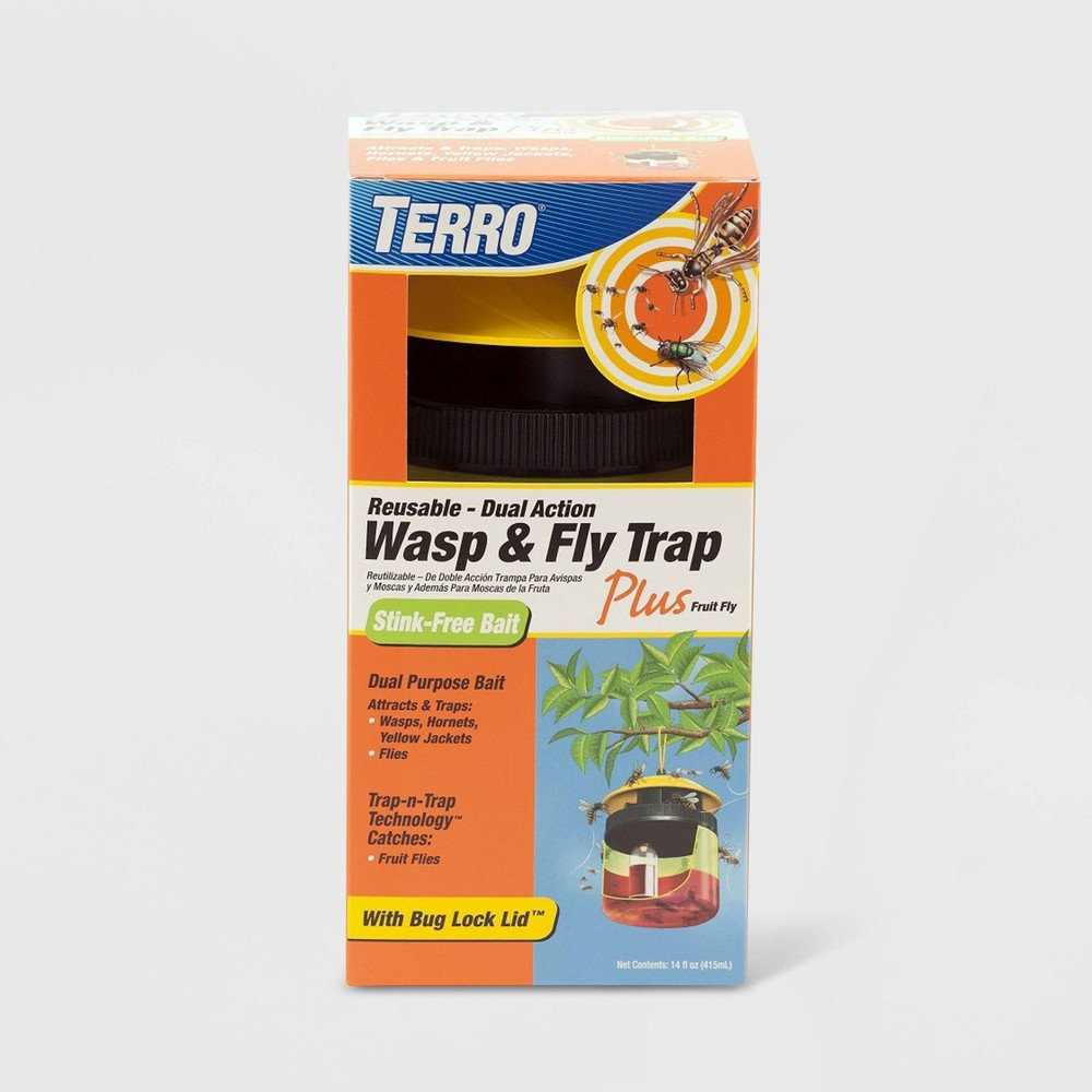 Image of Insect Killer Fly and Wasp Trap - Terro