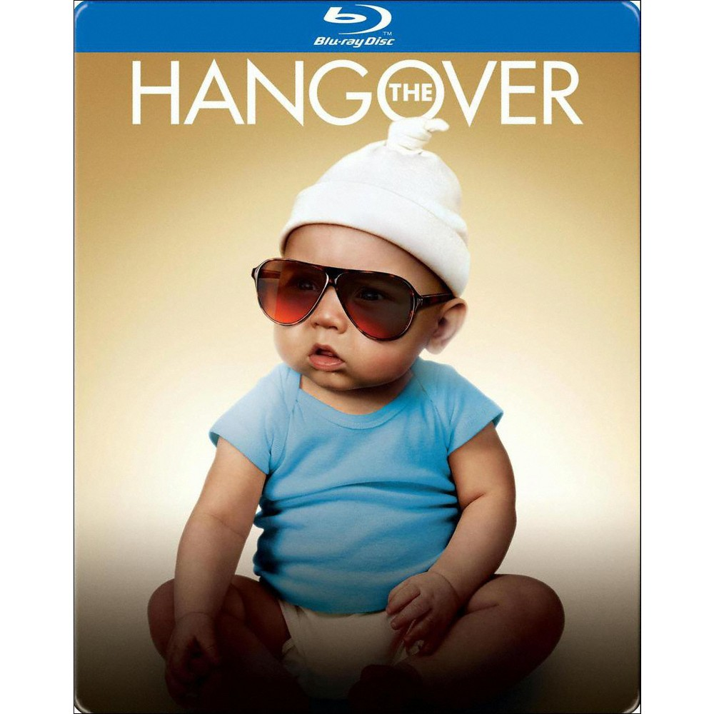 The Hangover (Blu-ray), movies was $13.99 now $5.0 (64.0% off)