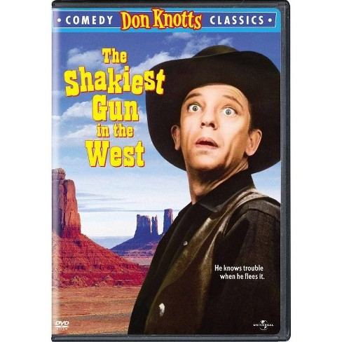 The Shakiest Gun In The West (DVD) - image 1 of 1
