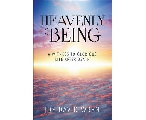 Heavenly Being : A Witness to Glorious Life After Death (Hardcover) (Joe David Wren) - image 1 of 1