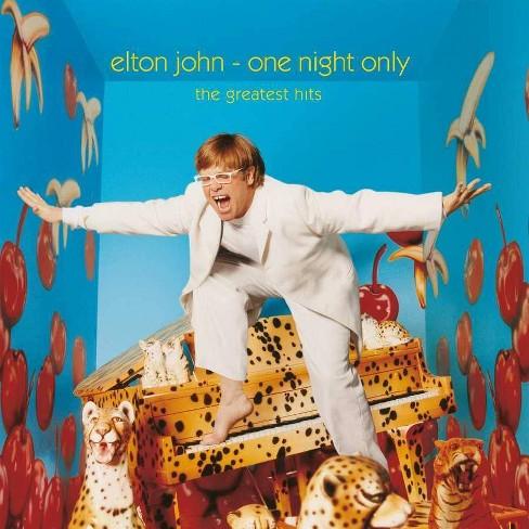 Elton John - One Night Only: The Greatest Hits (Vinyl) - image 1 of 1