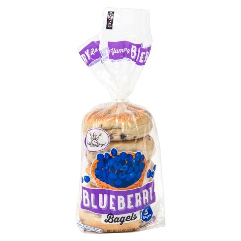 Western Bagel Blueberry Bagels - 5ct - image 1 of 4