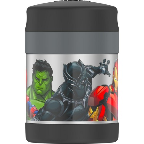 Thermos Marvel Universe 10oz FUNtainer Food Jar with Spoon - image 1 of 4