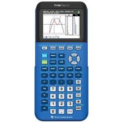 Texas Instruments 84 Plus CECalculator - Blue