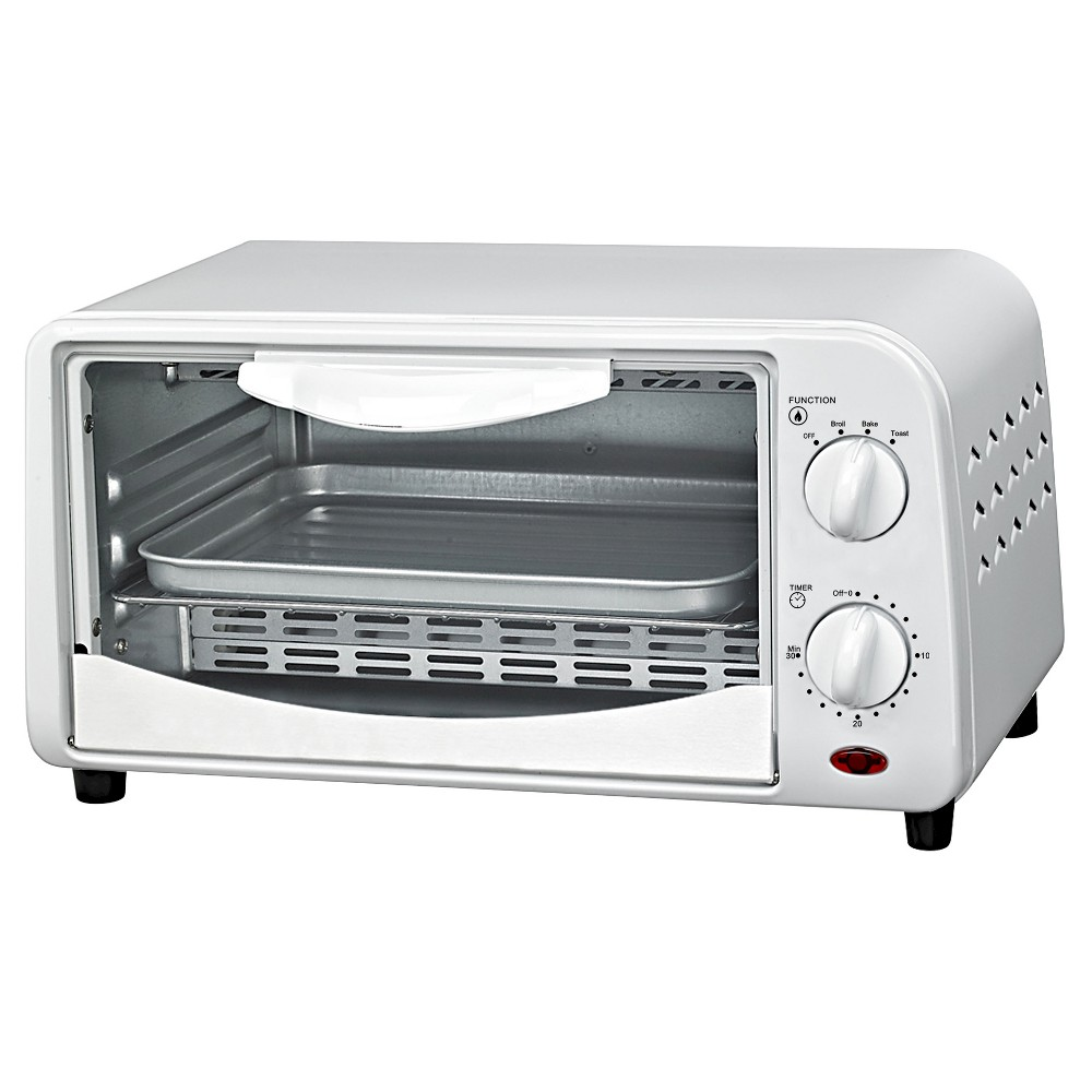 Courant 2-Slice Toaster Oven – White 51204942