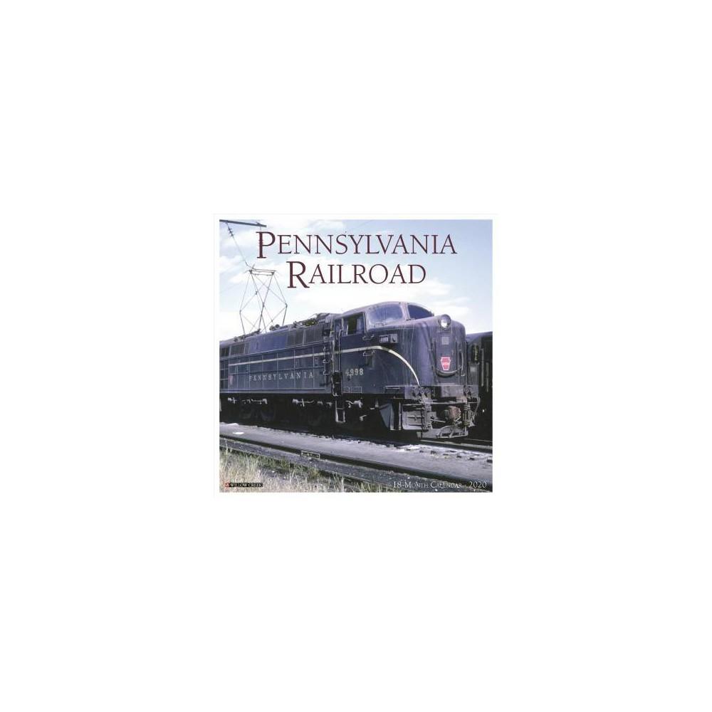 Pennsylvania Railroad 2020 Calendar - (Paperback)