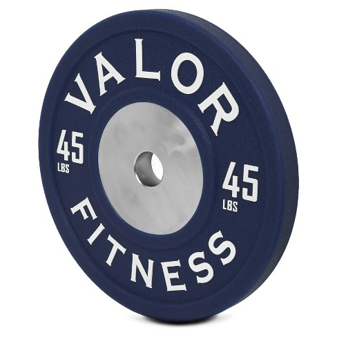 Valor Fitness BPPU-45 Bumper Plate Polyurethane 45lb - image 1 of 1