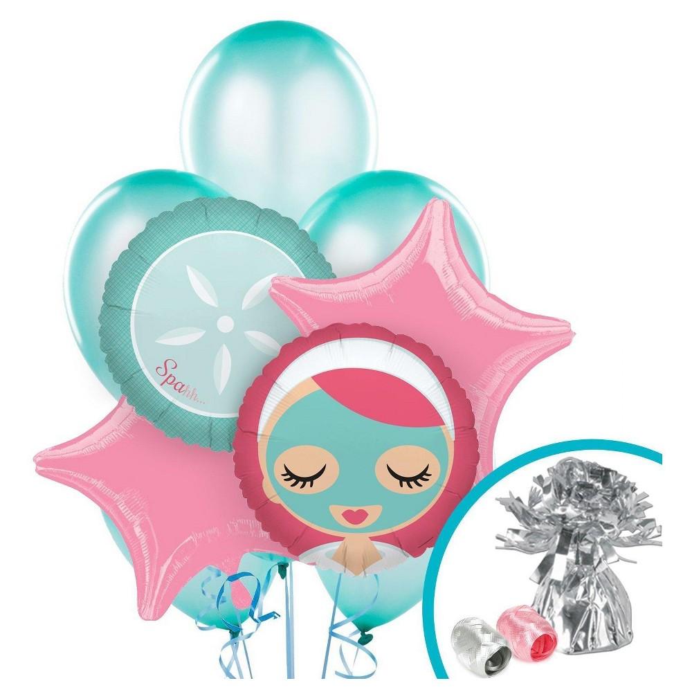 Little Spa Party Balloon Bouquet