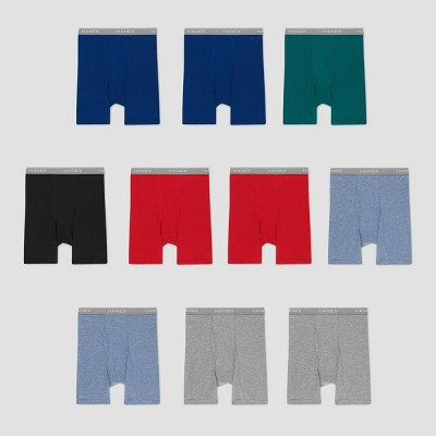 Hanes Red Label 10pk Super Value Boxer Briefs