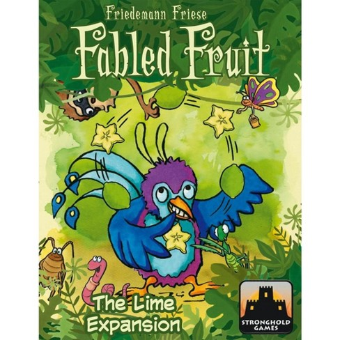 Fabled Fruit - The Lime Expansion Board Game