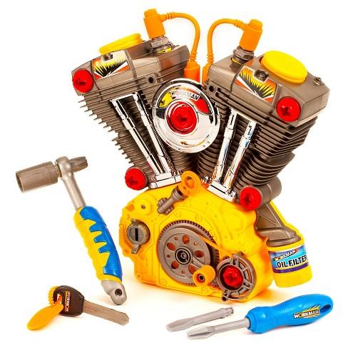 Workman Light and Sound Engine Builder Set - image 1 of 4