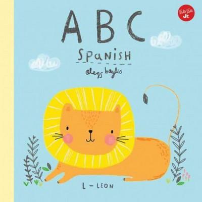 ABC Spanish (Hardcover)(Aless Baylis)