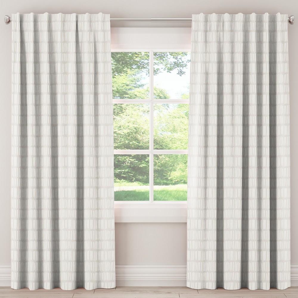 Blackout Dash Curtain Panel Navy (50