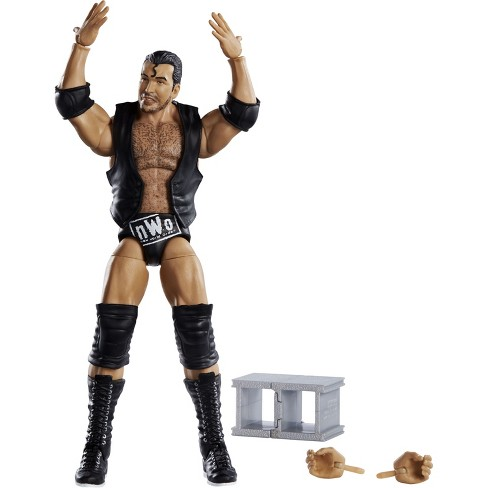 WWE Wrestlemania Elite Collection Scott Hall Figure - image 1 of 4