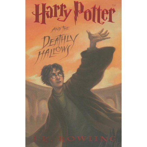 Harry Potter and the Deathly Hallows - by  J K Rowling (Hardcover) - image 1 of 1