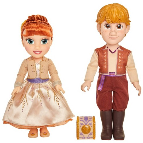 Disney Frozen 2 Anna and Kristoff Proposal Gift Set 2pk - image 1 of 4