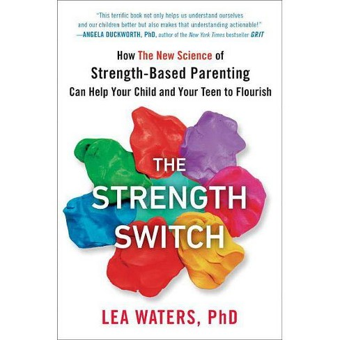 The Strength Switch - by  Lea Waters (Hardcover) - image 1 of 1