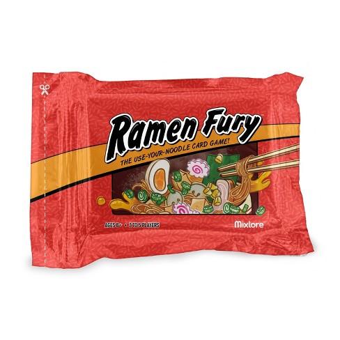 Mixlore Ramen Fury Game - image 1 of 2