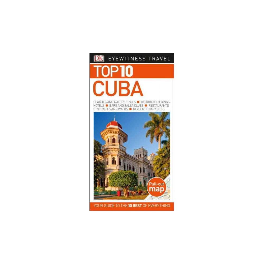 Dk Eyewitness Top 10 Cuba (Paperback)