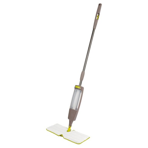 casabella flip n spray method wood floor cleaner mop target