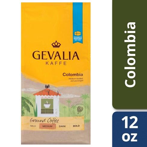 Gevalia Colombia Medium Roast Ground Coffee - 12oz - image 1 of 4