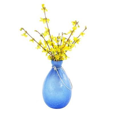 "7"" Hanging Glass Teardrop Rooting Vase - ACHLA Designs"