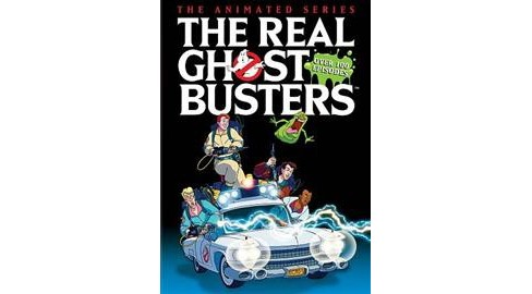 Real Ghostbusters:Volumes 1-10 (DVD) - image 1 of 1