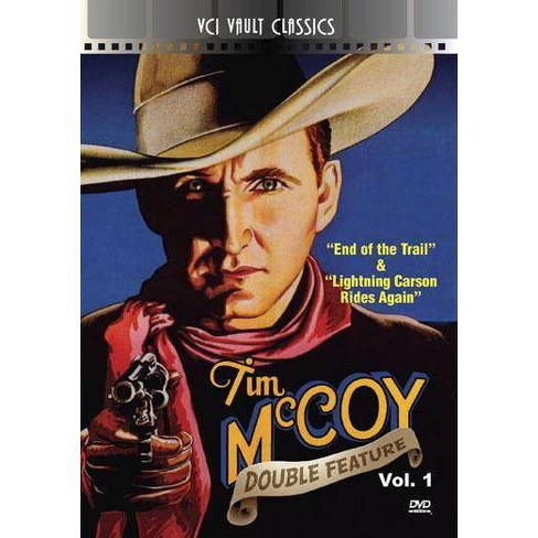 Tim McCoy Western Double Feature Volume 1 (DVD) - image 1 of 1