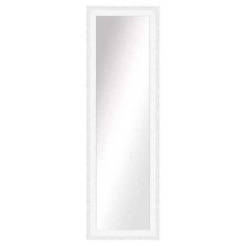 Floor Mirror PTM Images White - image 1 of 1