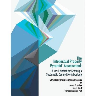 The Intellectual Property Pyramid Assessment - by  James F Jordan & Alan I West & Marissa Kuzirian (Paperback)