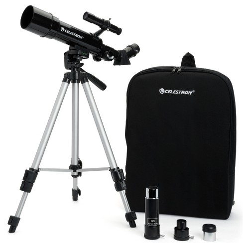 Celestron Travel Scope with Backpack - Black 50mm - image 1 of 4