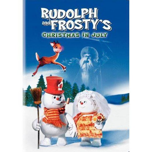 Rudolph And Frostys Christmas In July.Rudolph And Frosty S Christmas In July Dvd