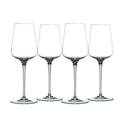 Riedel 98074 Nachtmann ViNOVA 27 Ounce Dishwasher Safe Crystal White Wine Glass (4 Pack)
