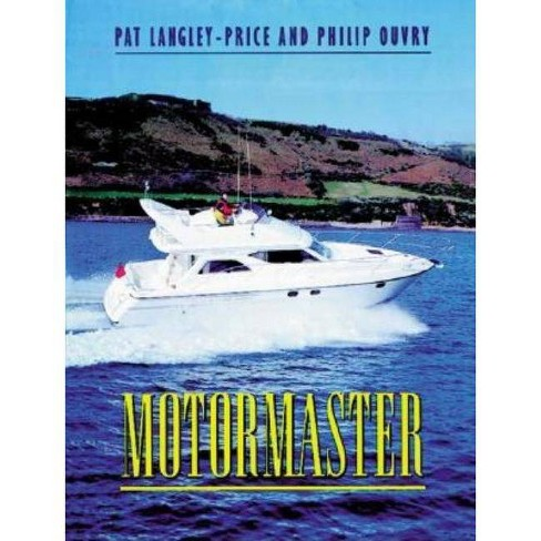 Motormaster - by  Pat Langley-Price & Philip Ouvry (Hardcover) - image 1 of 1