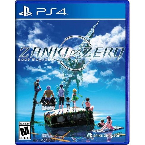Zanki Zero: Last Beginning - PlayStation 4 - image 1 of 18