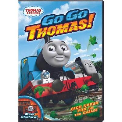 Thomas & Friends: Go Go Thomas! (DVD)